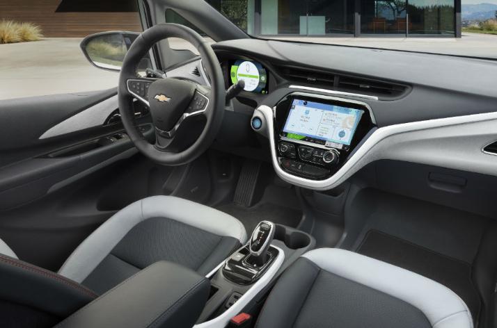 2021 Chevrolet Bolt Interior
