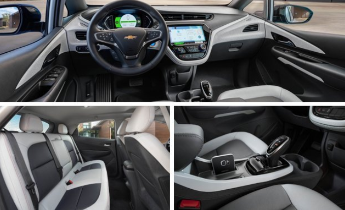 2021 Chevrolet Bolt Interior