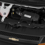 2019 Chevrolet Express Engine