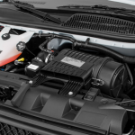 2019 Chevrolet Express Engine