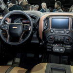 2019 Chevrolet Express Interior