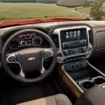 2019 Chevrolet Express Interior