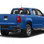 2019 Chevrolet Colorado Exterior