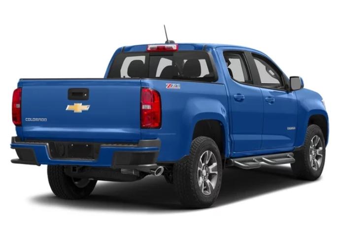 2020 Chevy Colorado Redesign Interior Chevrolet Engine News