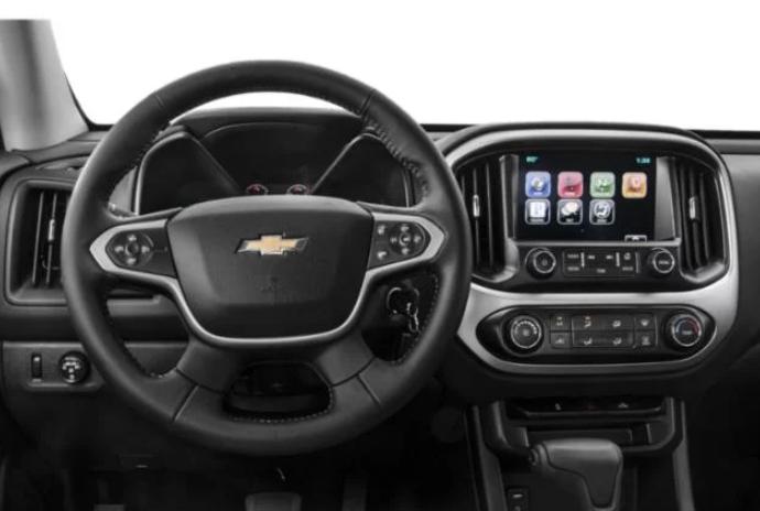 2019 Chevrolet Colorado Interior
