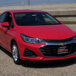 2019 Chevrolet Cruze Release Date