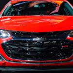 2019 Chevrolet Cruze Exterior