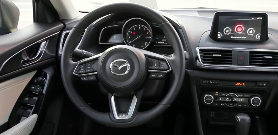 2019 Chevrolet Cruze Interior Design