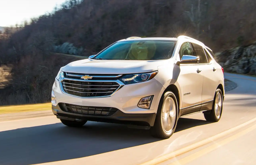 2021 Chevrolet Equinox Exterior Price