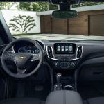 2019 Chevrolet Equinox Interior Design
