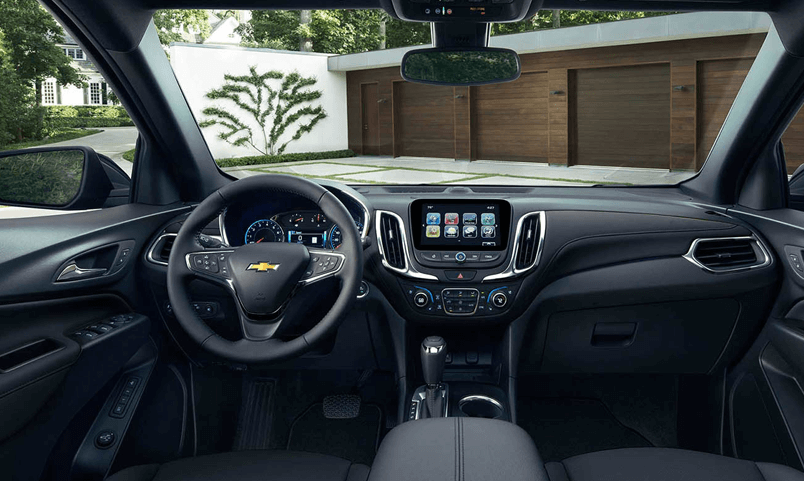 2021 Chevrolet Equinox Interior Design