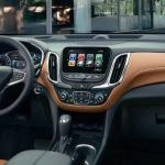 2019 Chevrolet Equinox Interior Changes