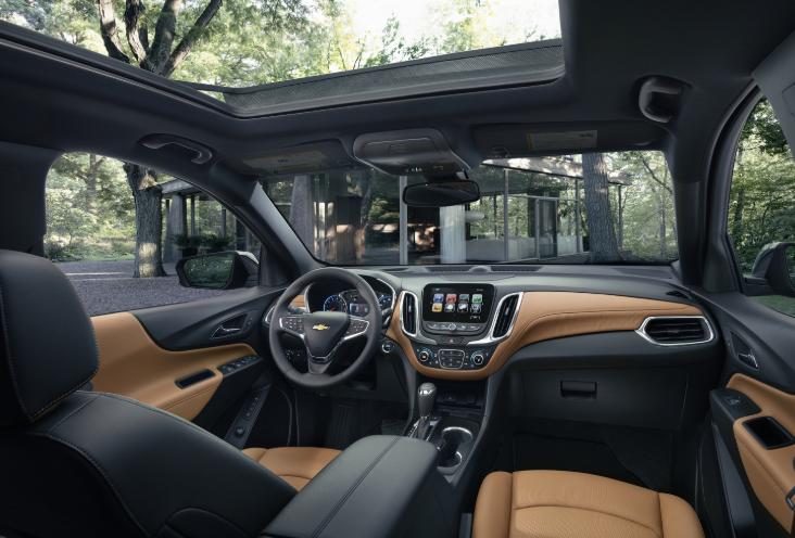 2021 Chevrolet Equinox Release Date