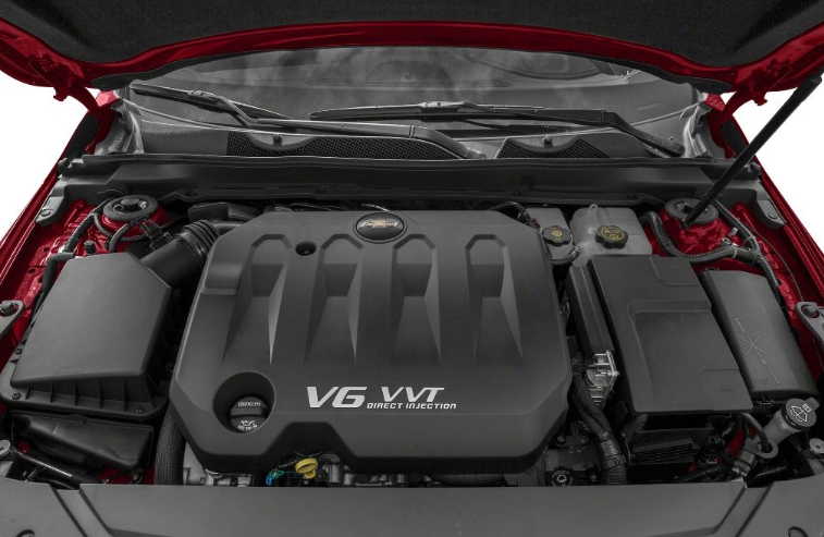 2021 Chevrolet Impala Engine