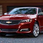 2019 Chevrolet Impala Exterior Design