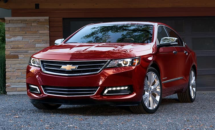 2019 Chevrolet Impala Specifications | Chevrolet Engine News
