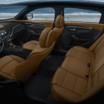 2019 Chevrolet Impala Interior Changes