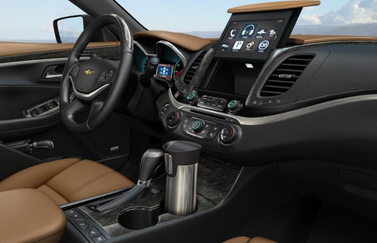 2021 Chevrolet Impala Price