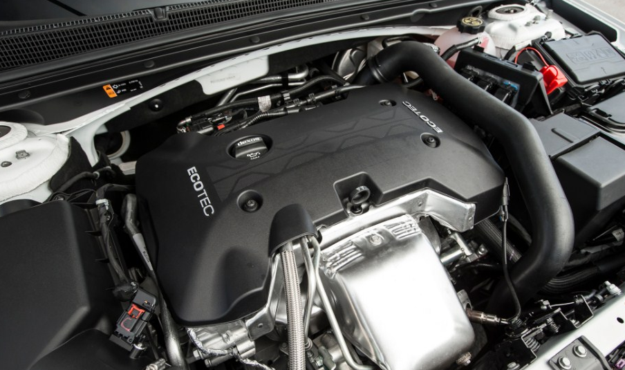 2019 Chevrolet Malibu Engine Specs