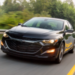 2019 Chevrolet Malibu Price