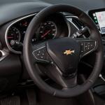 2019 Chevrolet Malibu Interior Design