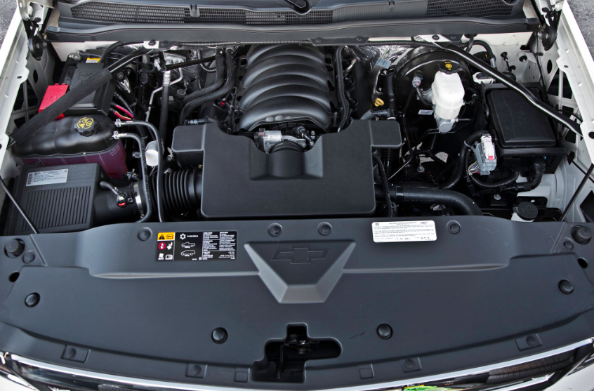 2019 Chevrolet Silverado 1500 Engine Specs