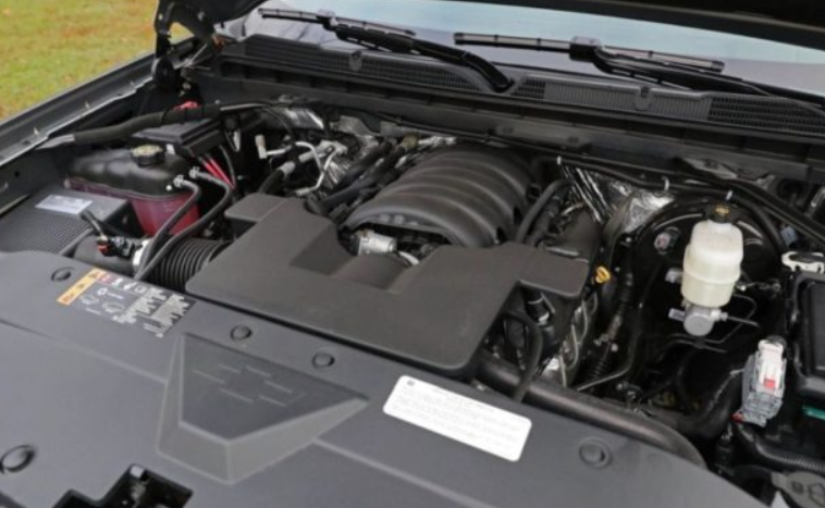 2021 Chevrolet Silverado 1500 Engine Performance