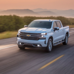 2019 Chevrolet Silverado 1500 Exterior Changes
