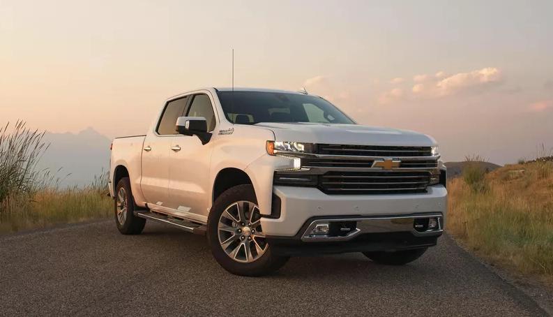 2019 Chevrolet Silverado 1500 Price