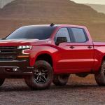 2019 Chevrolet Silverado 1500 Release Date
