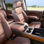 2019 Chevrolet Silverado 1500 Interior