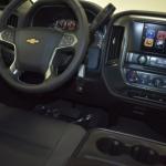 2019 Chevrolet Silverado 1500 Interior Concept