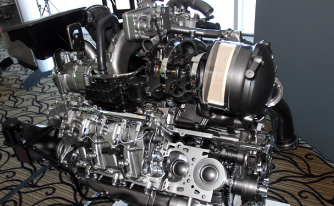 2019 Chevrolet Silverado 2500 Engine Power