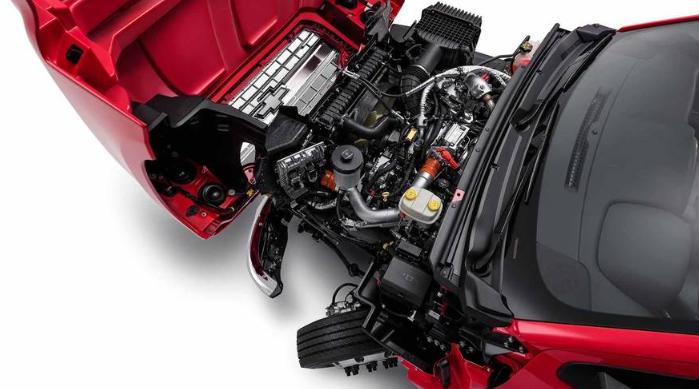 2021 Chevrolet Silverado 2500 Engine