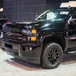 2019 Chevrolet Silverado 2500HD Exterior Design