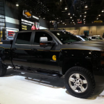 2019 Chevrolet Silverado 2500HD Exterior Changes