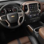 2019 Chevrolet Silverado 2500 Interior