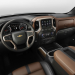 2019 Chevrolet Silverado 2500 Interior Changes