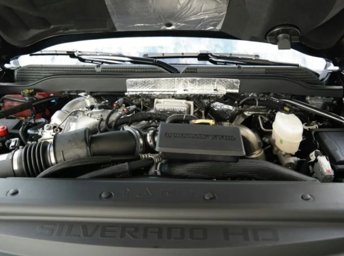 2021 Chevrolet Silverado 3500 Engine Performance