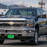 2019 Chevrolet Silverado 3500 Exterior Design