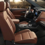 2019 Chevrolet Silverado 3500 Interior Changes