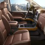 2019 Chevrolet Silverado 3500 Interior