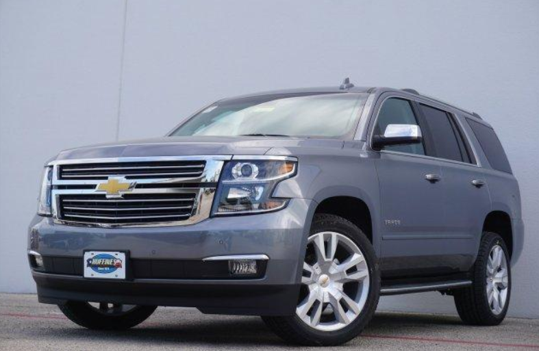 2019 Chevrolet Suburban Release Date