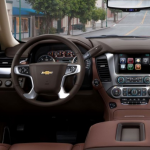 2019 Chevrolet Suburban Interior Design