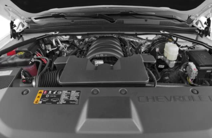 2019 Chevrolet Tahoe Engine