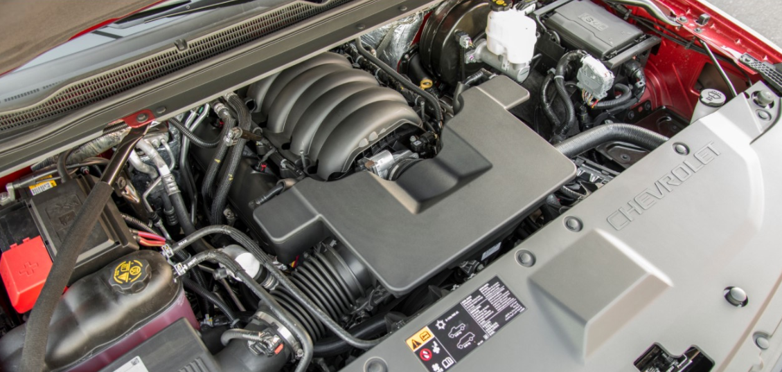 2019 Chevrolet Tahoe Engine Performance