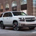2019 Chevrolet Tahoe Exterior