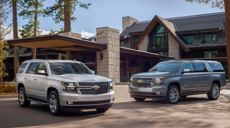 2021 Chevrolet Tahoe Price