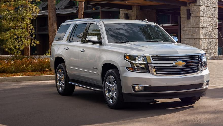 2019 Chevrolet Tahoe Release Date