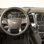 2019 Chevrolet Tahoe Interior Design